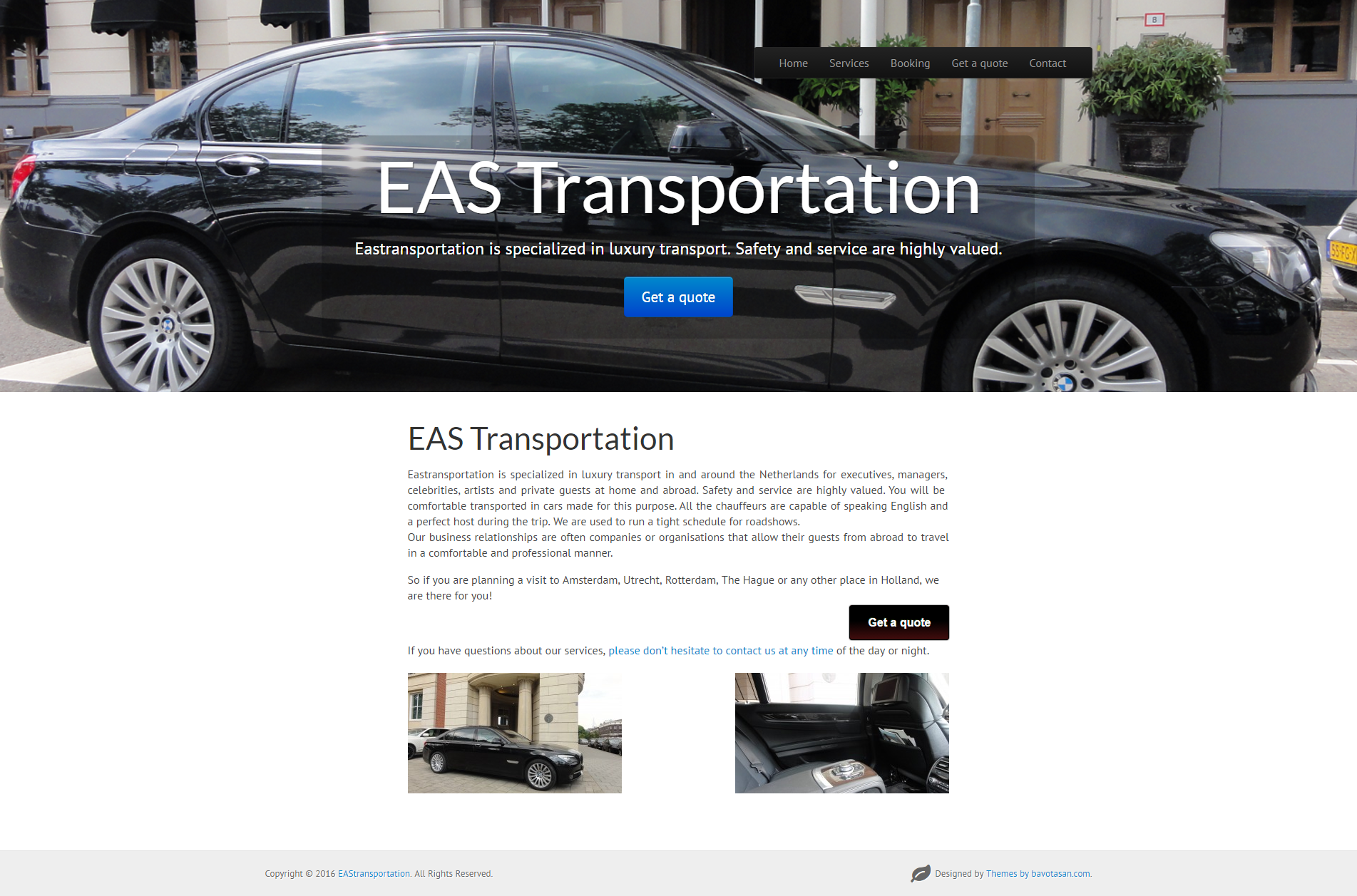 EAS Transportation